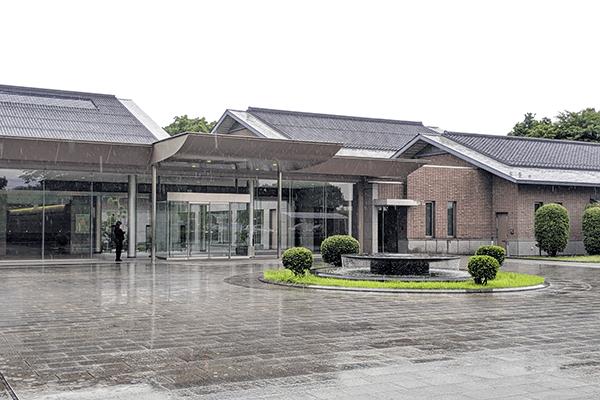 野洲川斎苑